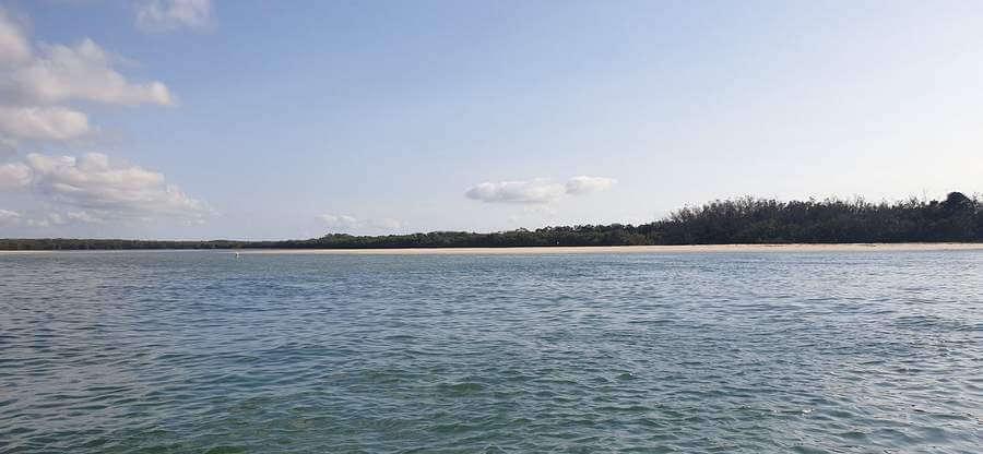 How Many Beaches Are At Stradbroke Island?