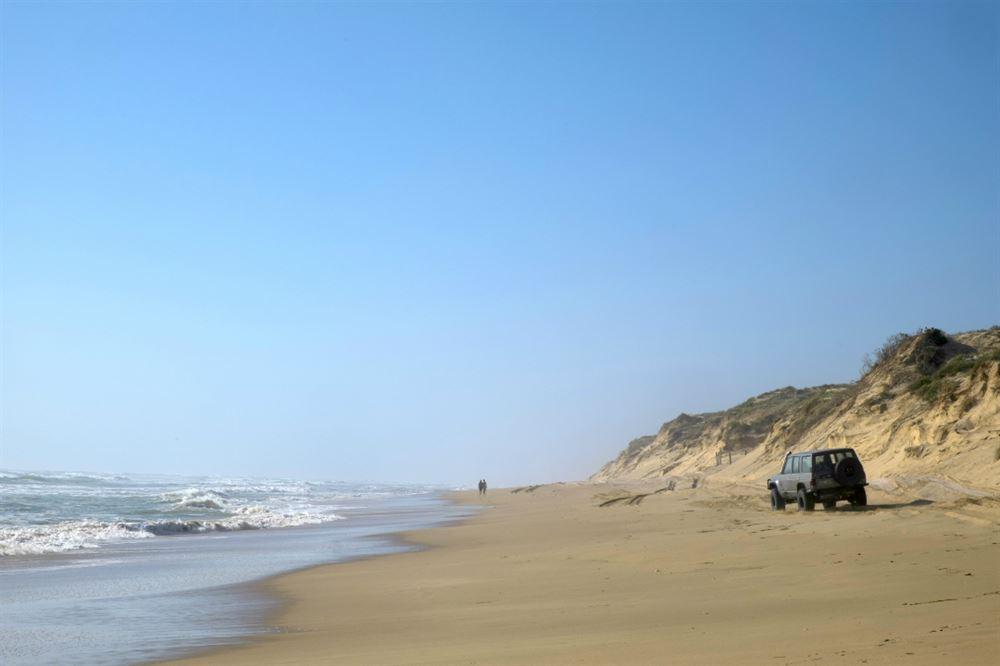 Coorong beach