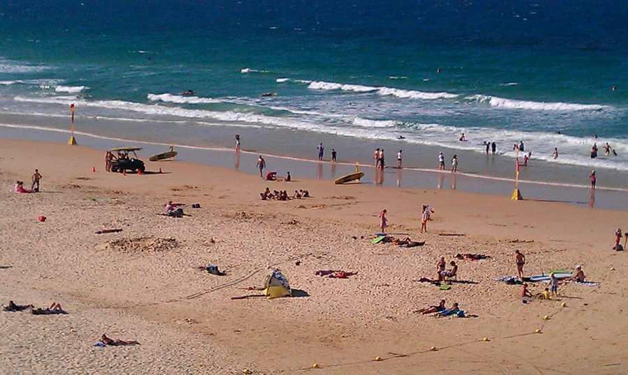 Beach Safety in Australia